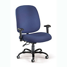 Big and Tall Fabric Ergonomic Computer Chair, OFM-700-AA6
