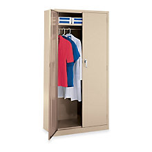 """Deluxe Wardrobe Cabinet - 78""""H, TES-7818W"""