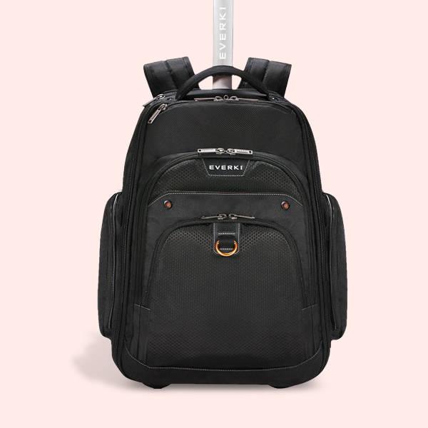 Shop Everki Atlas Wheeled Laptop Backpack with RFID-blocking technology