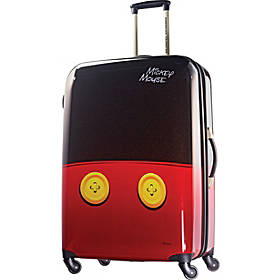 American Tourister Disney Mickey Mouse Hardside Spinner 28
