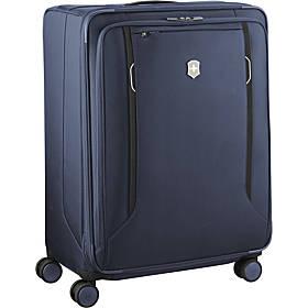 Victorinox Werks Traveler 6.0 Large Softside Checked Spinner Luggage