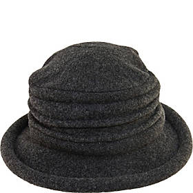 Scala Hats Packable Wool Cloche