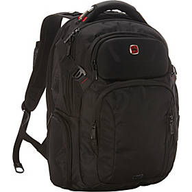 SwissGear Travel Gear 2901 ScanSmart Laptop Backpack- eBags Exclusive