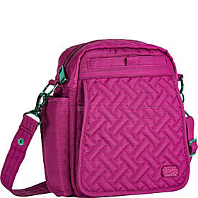 Lug Flapper Crossbody