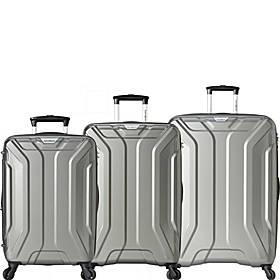 Samsonite Englewood 3 Piece Expandable Hardside Spinner Luggage Set - eBags Exclusive