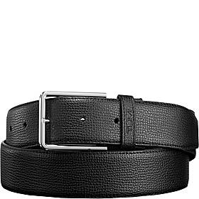 Tumi Textured Leather Reversible Belt