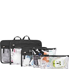 Travelon Set of 5 Packing Pouches