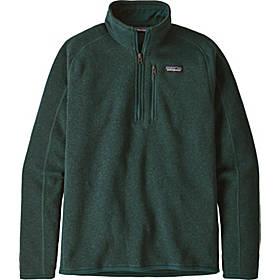 Patagonia Mens Better Sweater 1/4 Zip