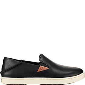 OluKai Womens Pehuea Leather Slip-On