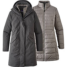 Patagonia Womens Vosque 3-in-1 Parka