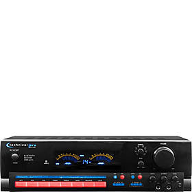 Technical Pro Bluetooth Receiver with Digital Spectrum