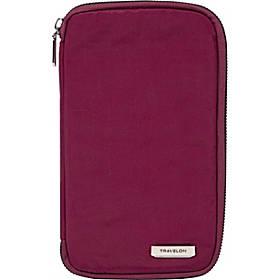 Travelon RFID Blocking Family Passport Wallet