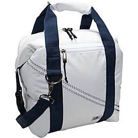 SailorBags Sailcloth 12-Pack Soft Cooler Bag