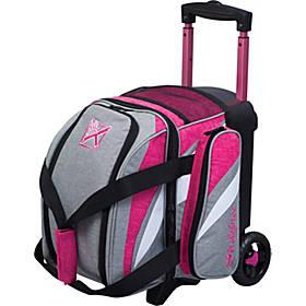 KR Strikeforce Bowling Cruiser Single Bowling Ball Roller Bag