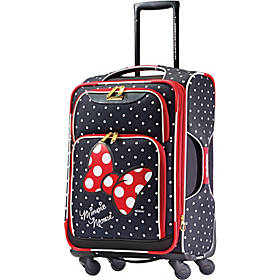 American Tourister Disney Minnie Mouse Softside Spinner 21