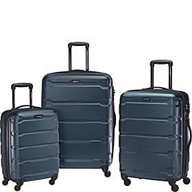 Samsonite Omni PC 3-Piece Spinner Luggage Set