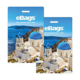 eBags Connected Luggage Tag - 2 Pack