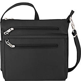 Travelon Anti-Theft Essential North/South Crossbody Bag - Exclusive