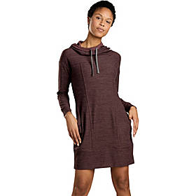 Toad & Co Womens Intermosso Hooded Dress
