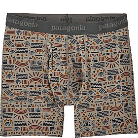 Patagonia Mens Essential Boxer Briefs - 6 in.