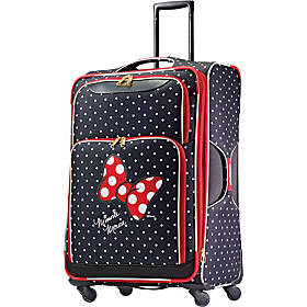 American Tourister Disney Minnie Mouse Softside Spinner 28