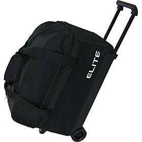 Elite Bowling Basic Double Roller Bowling Bag