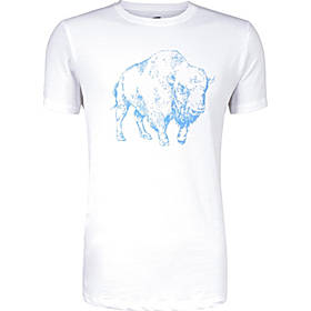Mountain Khakis Bison Illustration T-Shirt