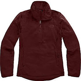 The North Face Womens Osito 1/4 Zip Pullover