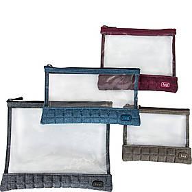 Lug Clearview Envelopes - 4 Piece Set