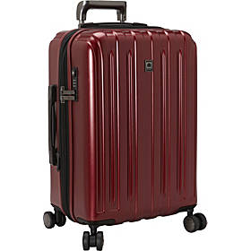 Delsey Helium Titanium Carry-On Expandable Spinner Trolley