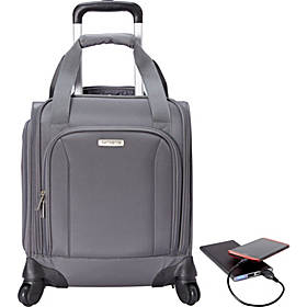 Samsonite Spinner Underseat with USB Port w/ Lifeboat Battery