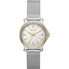 Relic by Fossil Matilda Metal Mesh Casual Watch