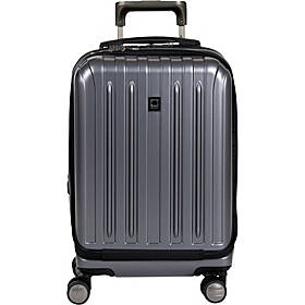 Delsey Helium Titanium International Carry-On Spinner Trolley