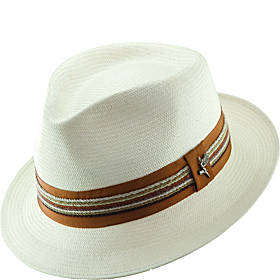 Carlos Santana Hats Salvador Pinch Front Fedora