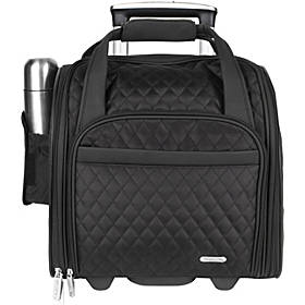 Travelon Wheeled Underseat Carry-On Bag 14