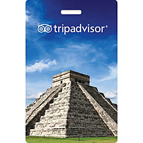 TripAdvisor Interactive Luggage Tag