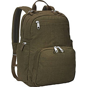 eBags Kalya Day Tour 2.0 Small Backpack w/RFID security