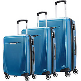 Samsonite Winfield 3 DLX 3 Piece Hardside Spinner Luggage Set