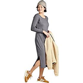 Toad & Co Womens Montclair Midi Dress