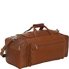 Piel Large Duffel Bag