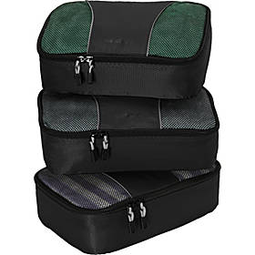 eBags Small Classic Packing Cubes - 3pc Set