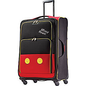 American Tourister Disney Mickey Mouse Softside Spinner 28