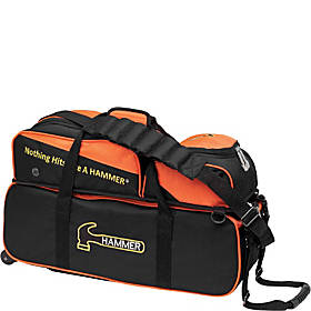 Hammer Triple Tote with Pouch