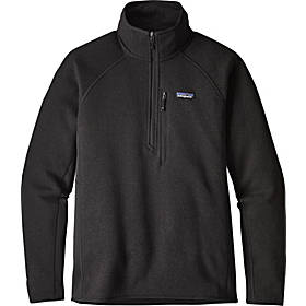 Patagonia Mens Performance Better Sweater 1/4 Zip