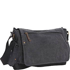 Vagarant Traveler Casual Style Canvas Messenger Bag