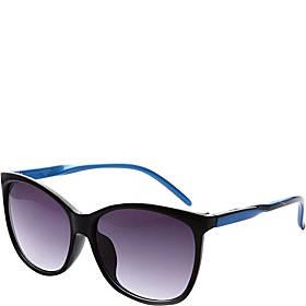 SW Global Addison Full Frame Retro Square UV400 Sunglasses