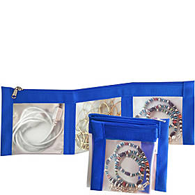 Flanabags ClearPack Pockets — Jewelry Organizer