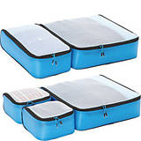 Ultralight Packing Cubes Super Packer 5pc Set