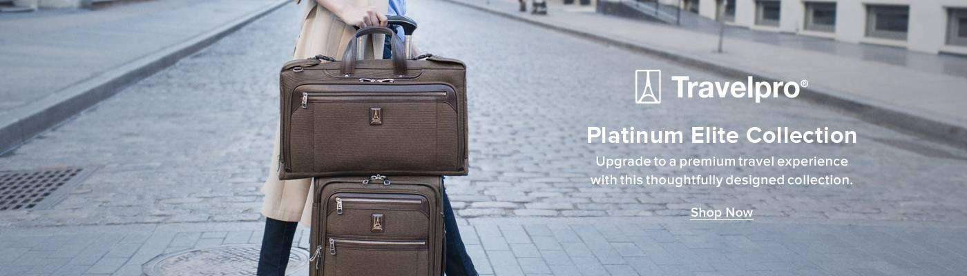 Shop Travelpro Platinum Elite