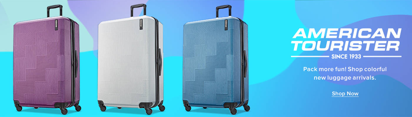 American Tourister New Arrivals